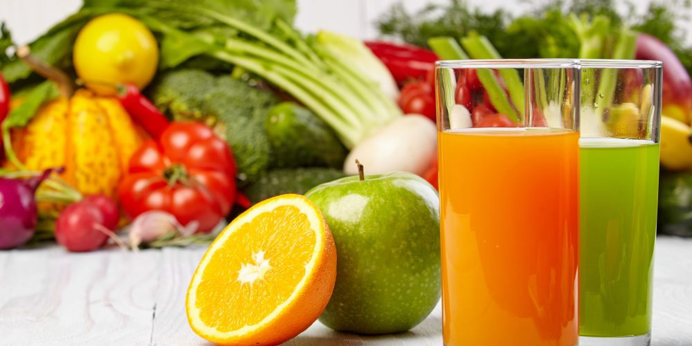 Juicing For A Strong Immune System