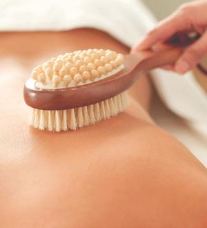 Skin Brushing For Health